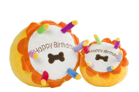 House of Paws - Plush Birthday Cake Toy