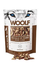 Woolf Triangles of Rabbit & Cod