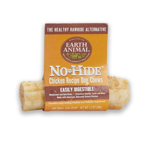 Earth Animal No-Hide Wholesome Chicken Chew