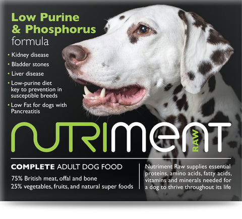 Nutriment Low Purine and Phosphorus Formula