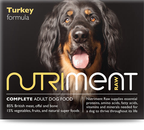 Nutriment Turkey Formula