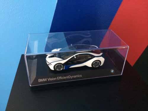 Genuine BMW i8 Diecast Model - 1:43 Scale