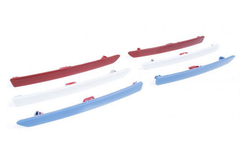 BMW F80 M3 / F82 M4 Painted Rear Reflectors (Pair)