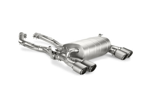 Akrapovic BMW F80 M3 & F82 M4 Slip On Titanium Exhaust System