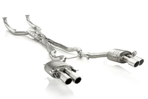 Akrapovic BMW F12 M6 Coupe/Vert Evolution Titanium Exhaust System