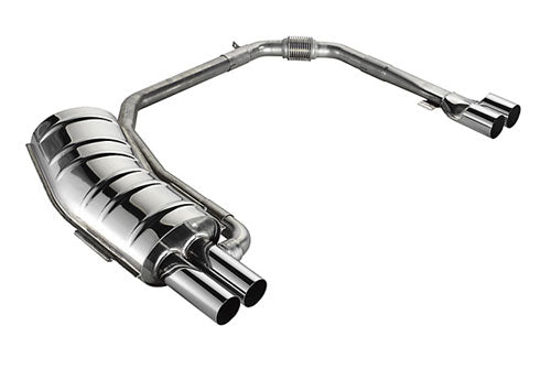 BMW Eisenmann Exhaust - 325I And 328I (E36) - 4X70mm Round Tips