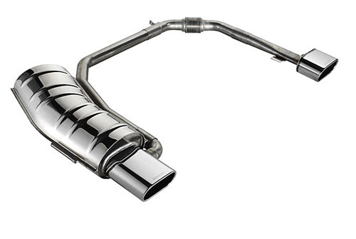 BMW Eisenmann Exhaust - M3 (E36) - Fits 3.0 Model Only - 2X160X80mm Oval Tips