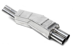 BMW Eisenmann Exhaust - M5 (E34) - 2X83mm Round Tips