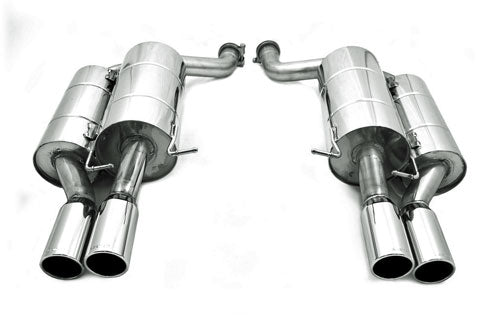 BMW Eisenmann Exhaust - M5 (E60) Sedan - 4X83mm Round Tips
