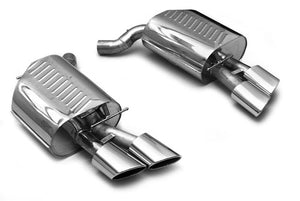 BMW Eisenmann Exhaust - M6 (E63/E64) - 4X120X77mm Oval Tips
