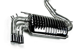 BMW Eisenmann Exhaust - 328i (F30) - 2X76mm Round Tips
