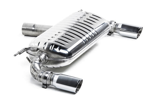 BMW Eisenmann Exhaust - 435i (F32) - 2X83mm Round Tips