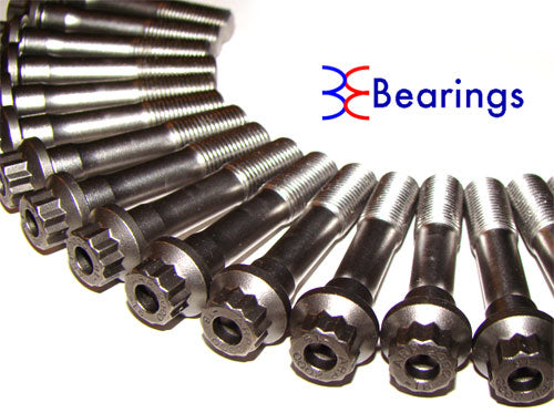 BE Bearings - ARP Bolts Set for BMW E90+ M3 S65 Engine