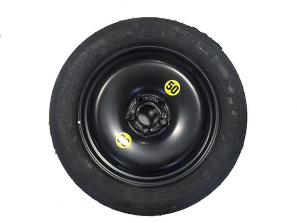 Mercedes Benz CLA 250 (2014-05/2019) Emergency Spare Tire