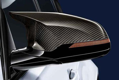 Genuine BMW F80 M3 & F82 M4 M Performance Carbon Fiber Mirror Covers (Pair)