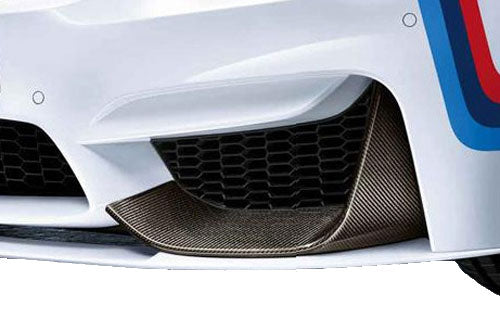 Genuine BMW F80 M3 & F82 M4 M Performance Carbon Fiber Front Splitter Kit