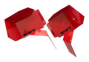BMW RPI V3 Ram Air Induction Scoops - BMW E60 M5