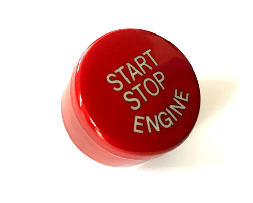 Red Start Stop Button for BMW F Series