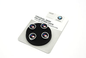 Genuine BMW Valve Stem Cap - M Logo