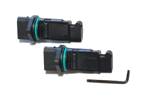 BMW 5 Series E39 M5 (00-03) Air Mass Flow Sensor (MAF) by BOSCH - F 00C 2G2 029 (PAIR)