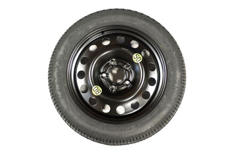 BMW X3 E83 (2004-2010) Emergency Spare Tire