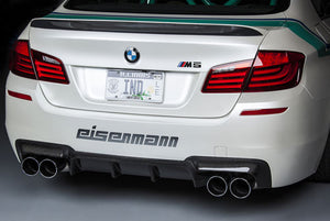 BMW Eisenmann Exhaust - M5 (F10) - 4 x 102mm Round Tips