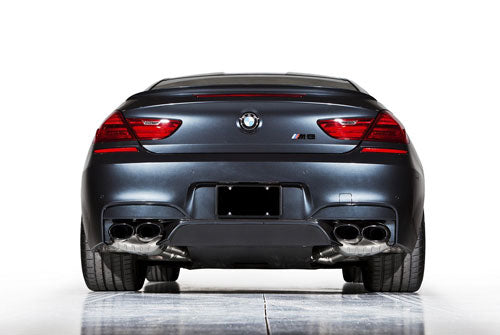 BMW Eisenmann Exhaust - M6 (F12 / F13) - 4 x120 x 77mm Oval Tips