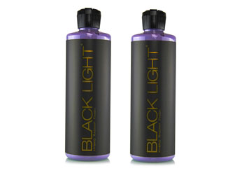 Chemical Guys Black Light - Super Finish  (16 oz Twin Pack)