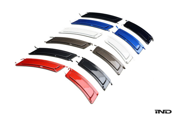 BMW F10 M5 Painted Front Reflectors (Pair) IND