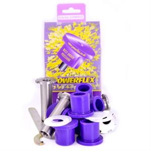 Powerflex BMW 3 Series E30 Rear Trailing Arm Bushings (Purple - Street)