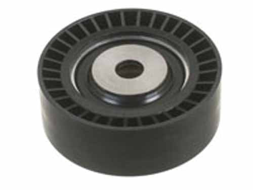 BMW (INA OEM) E36 & E36 M3, E46 Acc. Belt Tension Pulley (used w/Hydraulic tensioner, centered pulle