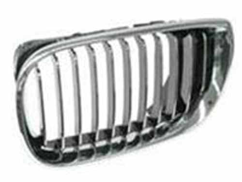 Genuine BMW E46 Sedan 3 Series Grill w/ Chrome Inserts 9/01-05