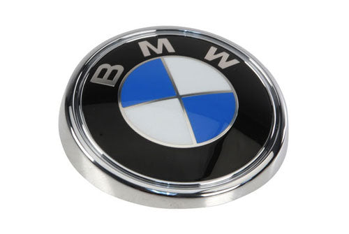 BMW Trunk Emblem - Genuine BMW (X3 E83 04-10)