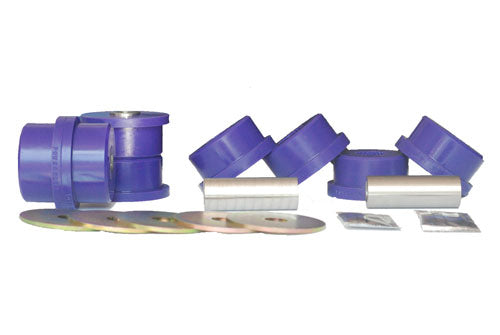 Powerflex BMW 3 Series E36 Rear Subframe Bushings (Purple - Street)