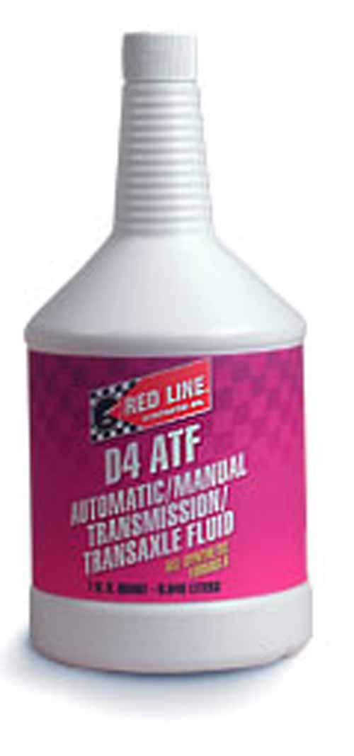 Red Line D4 Atf - 1 Qt