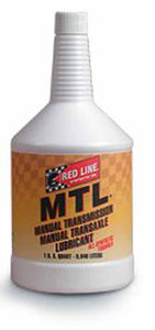 Red Line MTL Manual Transmission Fluid 75W80 - 1 Qt