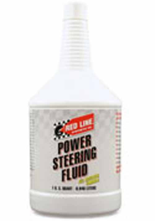 Red Line Power Steering Fluid - 1 Qt
