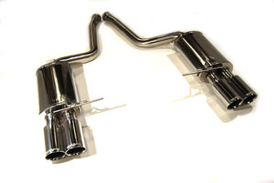 BMW RPI Exhaust - 5 Series E60 M5 (Section 3, Axleback)