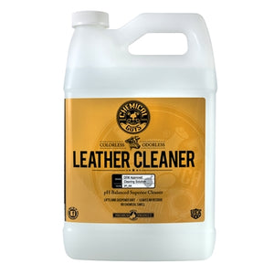 Chemical Guys Leather Cleaner - Colorless & Odorless Super Cleaner (1 Gal)