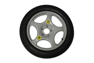 BMW 5 Series F10 M5 (2012-2017) Emergency Spare Tire