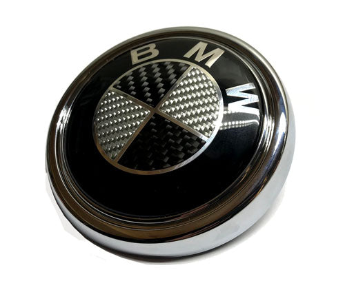 Vsl Performance Carbon Fiber Trunk Emblem - BMW E70 X5 (07-13)