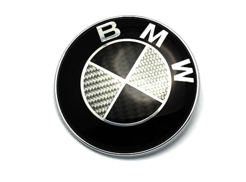 Vsl Performance Carbon Fiber Trunk Emblem BMW E46 3 Series Sedan/Coupe & E90 Sedan