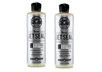 Chemical Guys JetSeal - Sealant & Paint Protectant (16 oz Twin Pack)