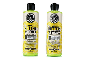 Chemical Guys Butter Wet Wax (16 oz Twin Pack)