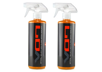 Chemical Guys Hybrid V7 Optical Select High Gloss Spray Sealant & Quick Detailer (16 oz Twin Pack)