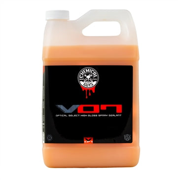 Chemical Guys Hybrid V7 Optical Select High Gloss Spray Sealant & Quick Detailer (1 Gal)