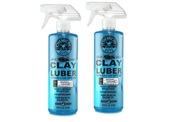 Chemical Guys Luber - Synthetic Lubricant & Detailer (16 oz Twin Pack)