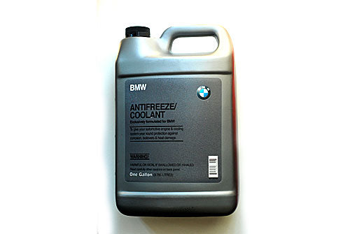 Genuine BMW Coolant - 1 Gallon