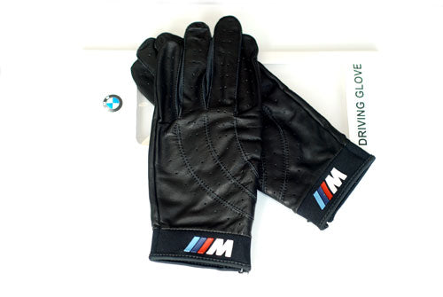 Genuine BMW M Driving Gloves - Medium