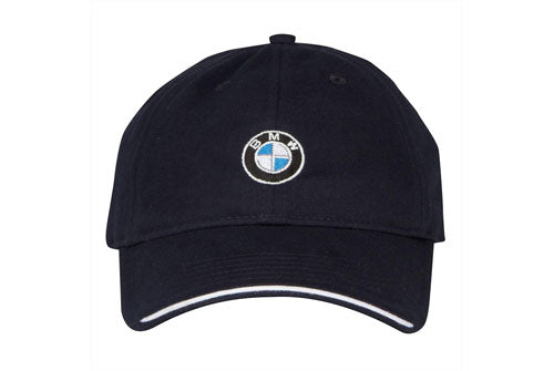 Genuine BMW Twill Cap - Dark Navy Blue